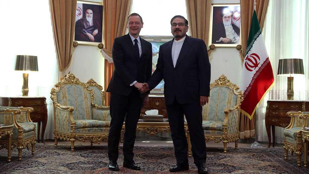 Shamkhani: Europe Held Hostage to US Unilateralism