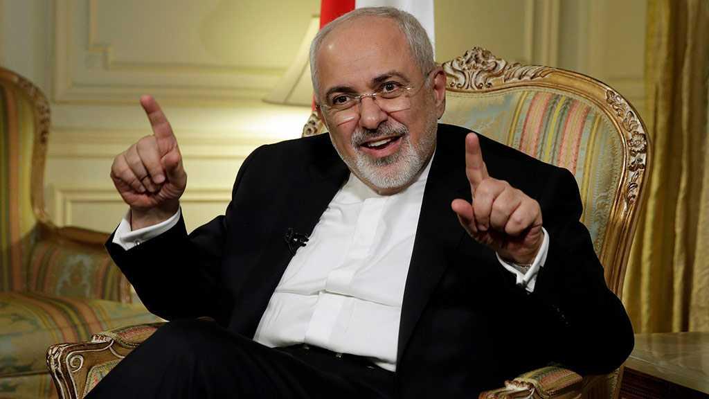 Zarif to US: Economic Terrorism, Talks Don't Go Together
