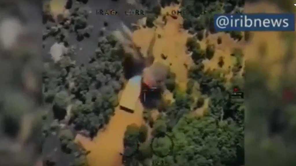 IRGC Shells Terrorist Positions in Iraqi Kurdistan