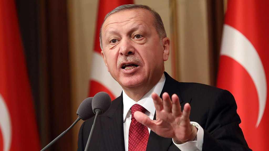 Erdogan: US Should Do What Strategic Partnership Entails