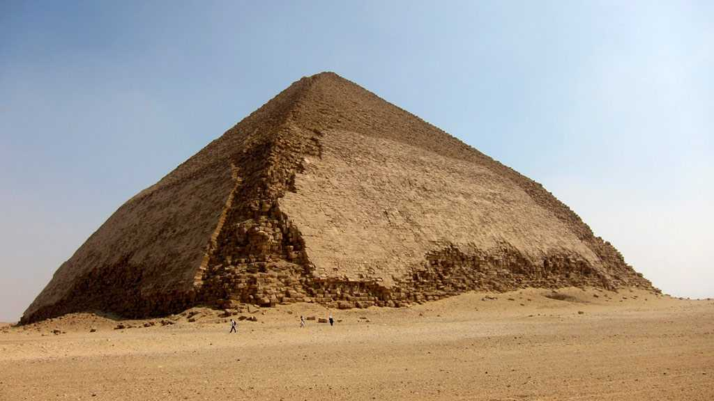 Egypt Opens Two of Oldest Pyramids