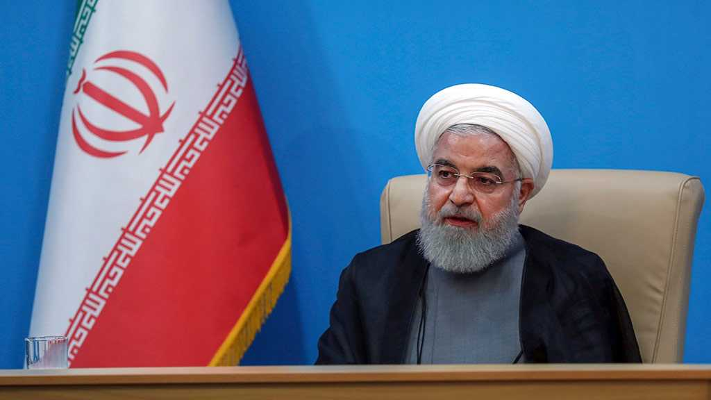 Rouhani: US Anti-Iran Bullying Failed on All Fronts