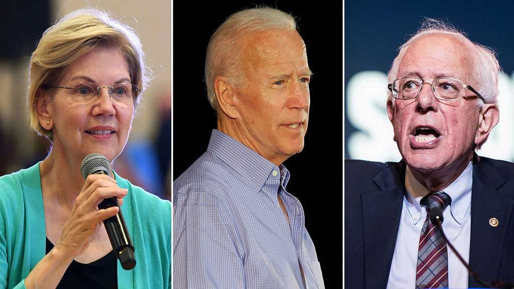 US Presidential Elections: Poll Places Biden, Sanders and Warren Ahead Of Trump