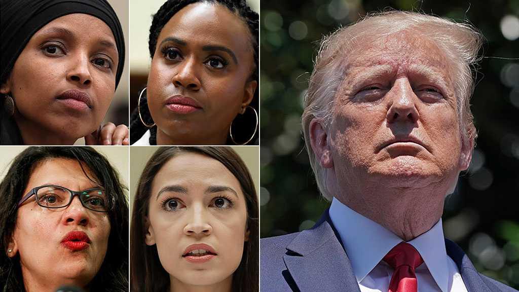 Trump Defiant After Lawmakers Blast His 'Racist' Attacks on Four Congresswomen