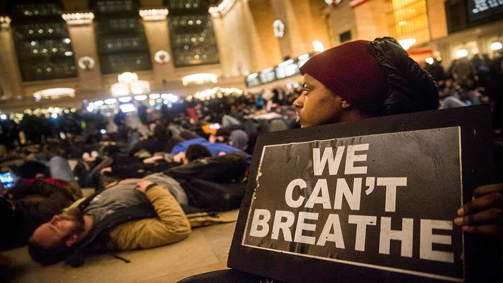 Black Lives Don't Matter? No Charges against NY Police in Choking Death of Black Man