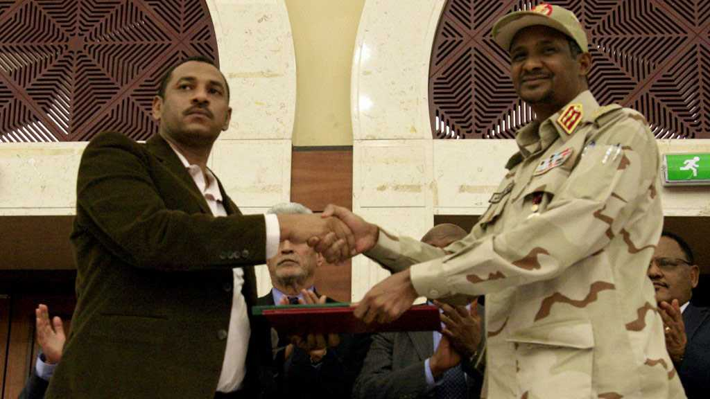 Sudan Opposition Leaders, Army Rulers Ink Power Sharing Deal