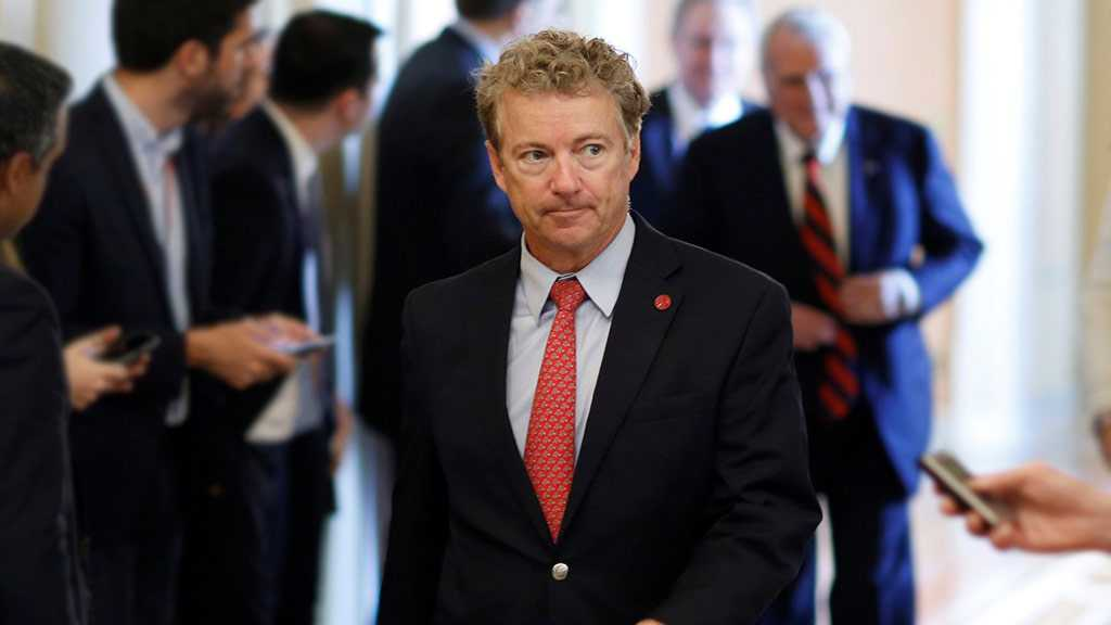 Politico: Rand Paul to Become Trump's Iran Point Person
