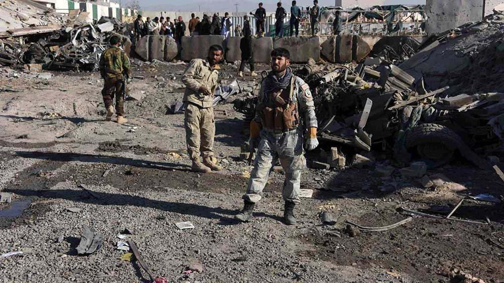 Afghanistan: Car Bomb Explodes at Gate of Police HQ in Kandahar