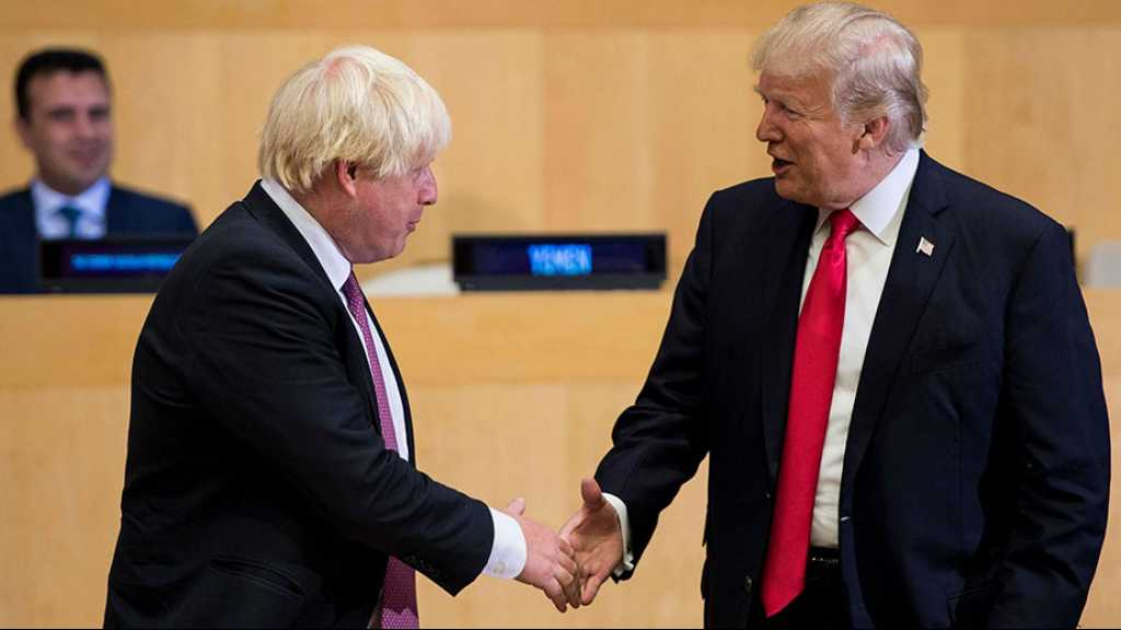 Trump Says Boris Johnson Will 'Straighten Out Brexit' In Fresh Attack on Theresa May