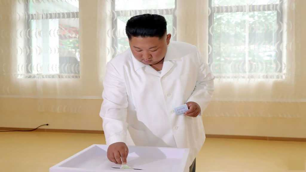 Kim Jong Un Votes In North Korean Elections With 99.98% Turnout