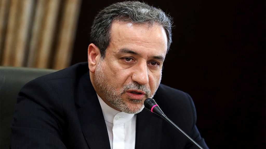 Araqchi Heads for Paris to Pass on Rouhani's Message to Macron