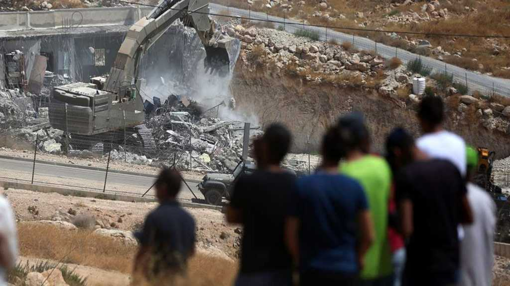 Amnesty: «Israel's» Mass Demolition of Palestinian Homes A «War Crime»