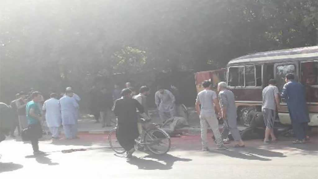 Afghanistan: Two Explosions Rock Kabul after Bus Blast, Casualties Reported
