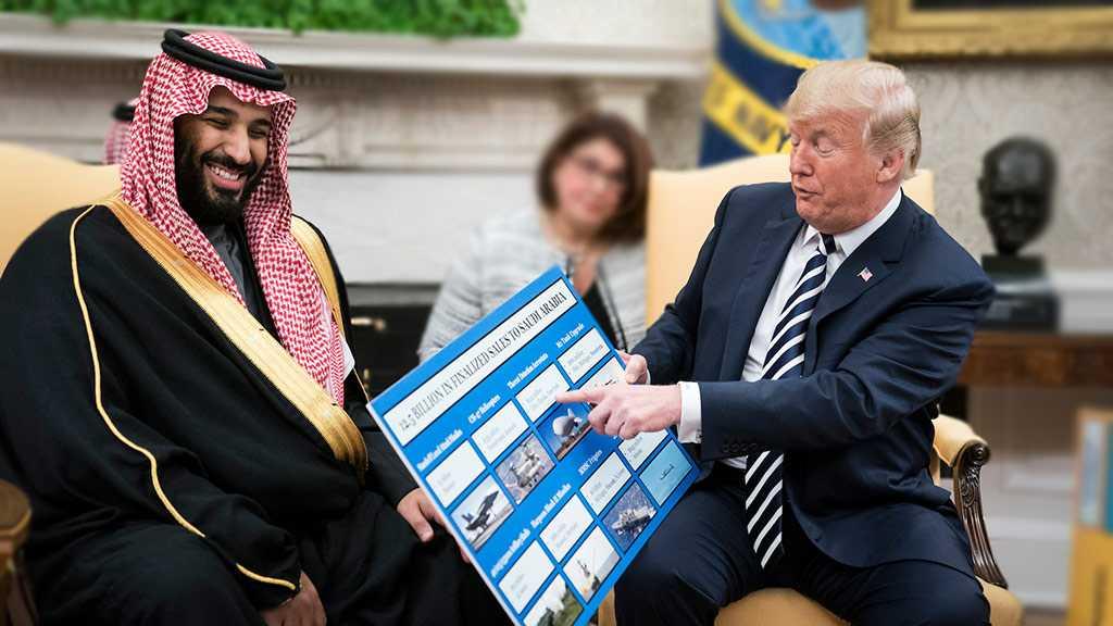 Trump Vetoes Bans on Arms Transfers to Saudi Arabia, UAE