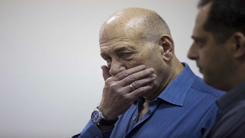 Ehud Olmert Cancels Visit to Switzerland After Country Vows To Arrest Him