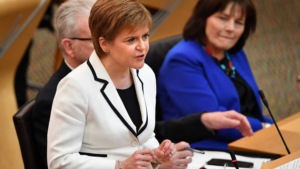 Scottish Leader to Johnson: We Want an Independence Referendum