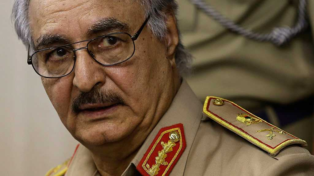 Libya's Haftar Says Victory Imminent despite Repeated Fails