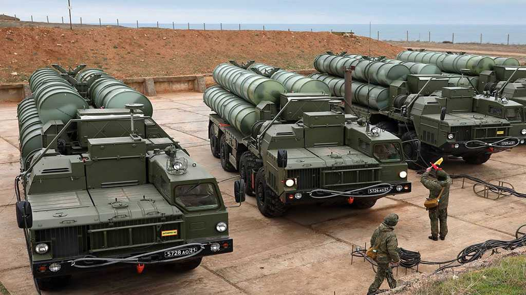 Turkey Completes First Shipment of Russian S-400s