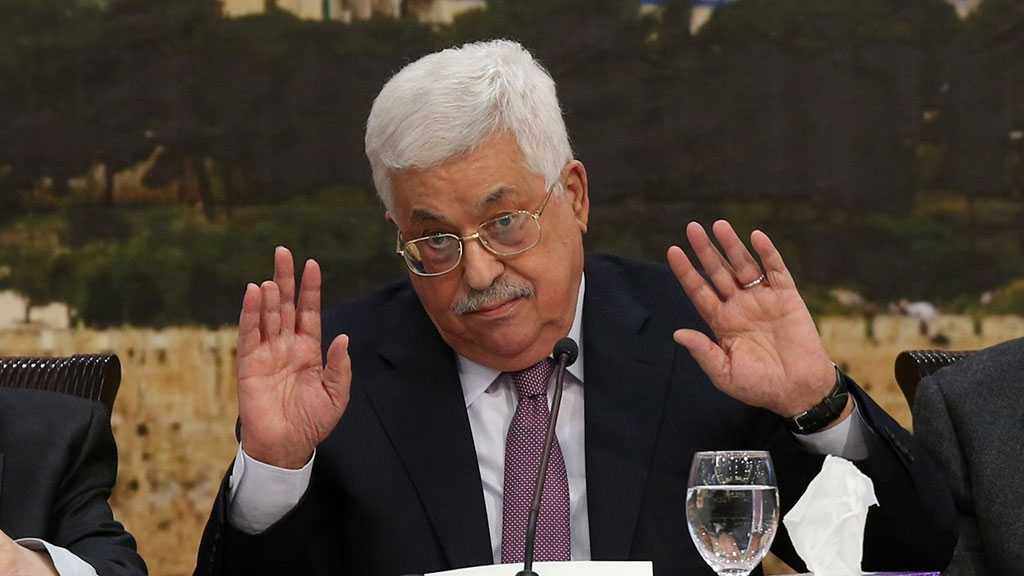 "Palestinian Authority Suspends All Agreements with ""Israel"""