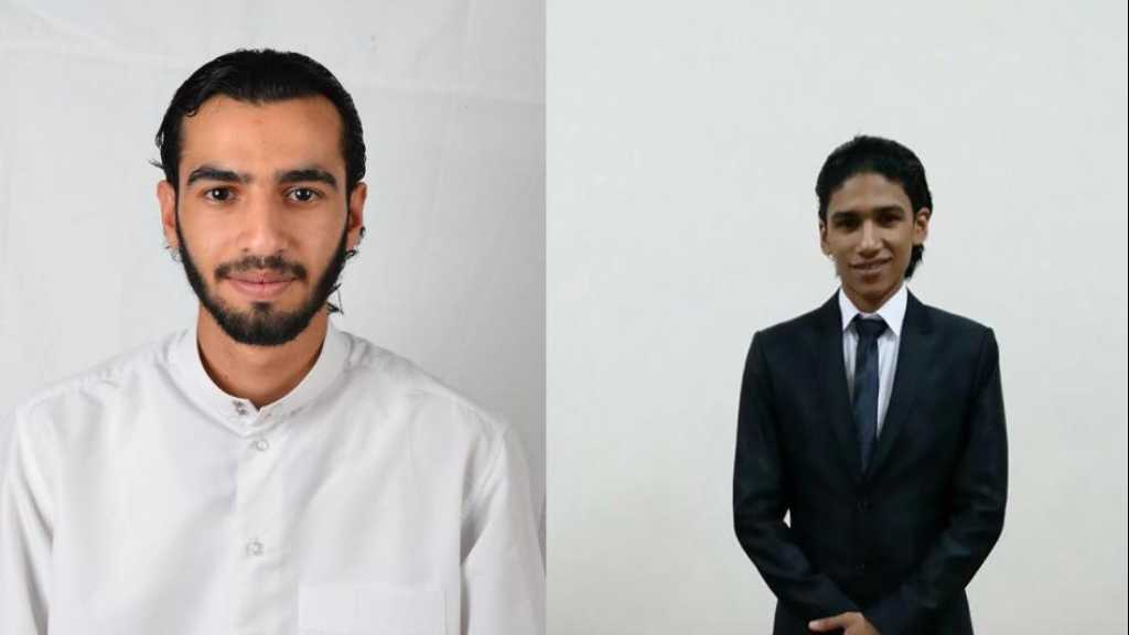 Al-Khalifa Brutality: Executions of 2 Bahraini Young Men Imminent
