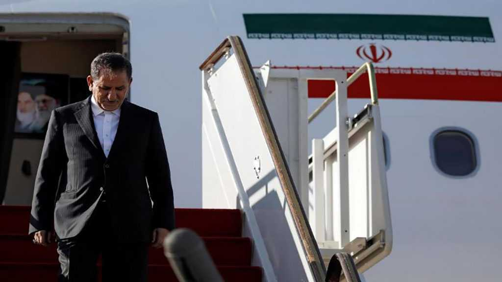 Iran's Foreign Policy Is To Confront American Hegemony: Jahangiri