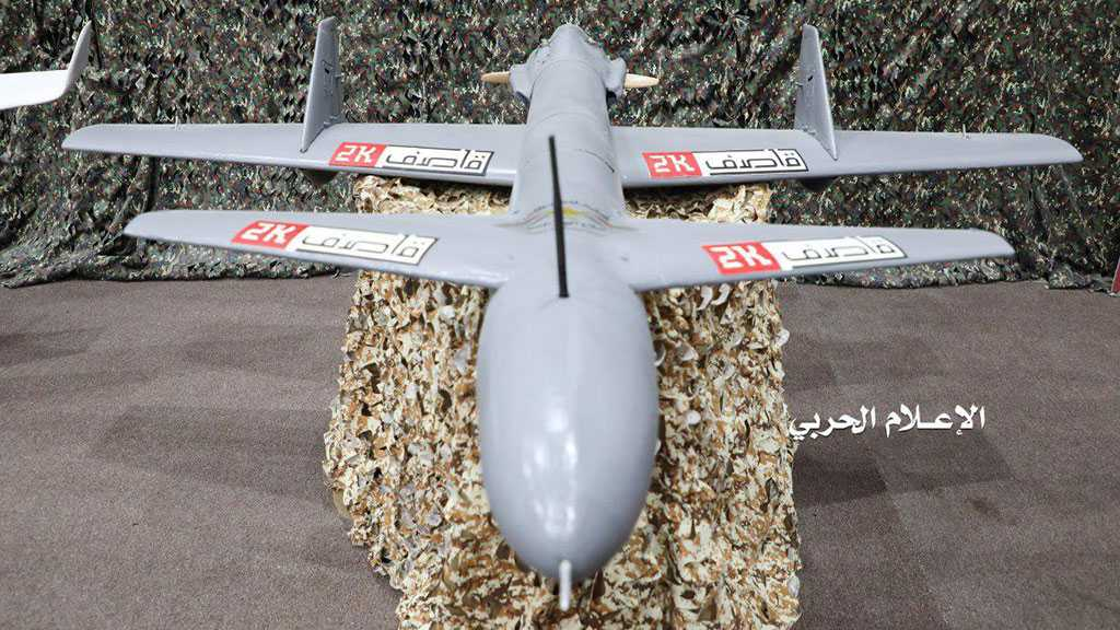 Following Saudi Massacre, Yemeni Drones Strike Airbase in Asir