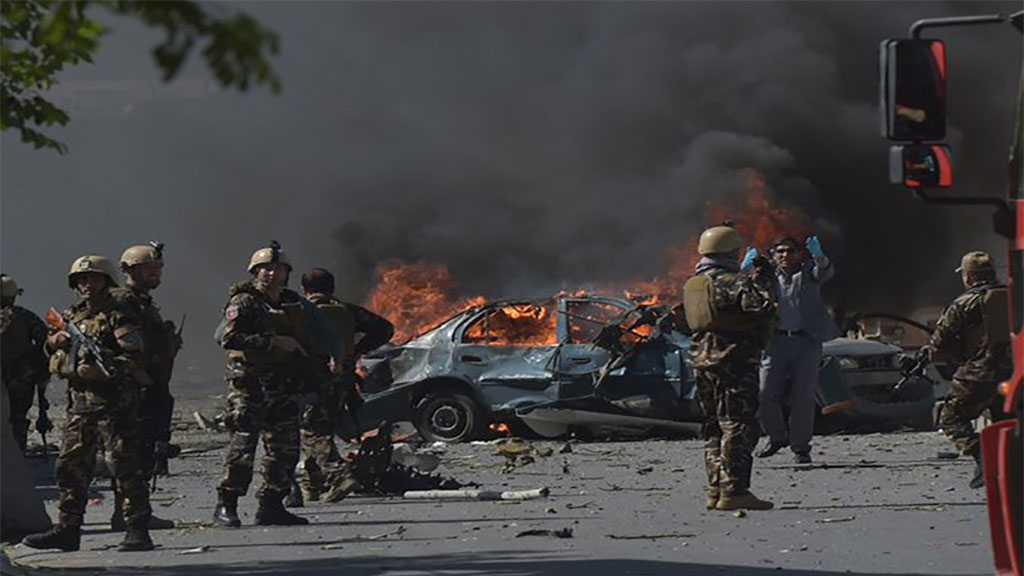 Afghanistan Bomb Blast: 34 Killed on Herat-Kandahar Highway
