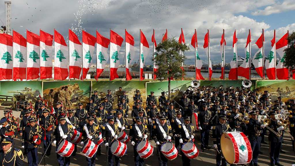 Lebanon Celebrates 74th Anniversary of Army Day