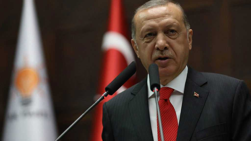 Erdogan Says Will Launch Syria Operation East Of Euphrates