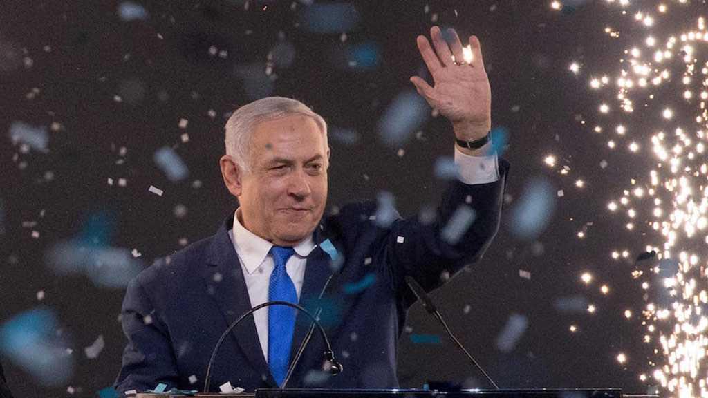 Poll: Most «Israelis» Oppose A Bibi-Led Unity Gov't
