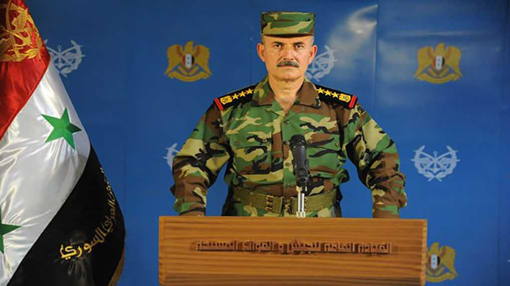 Syrian Army Command: Terrorists in De-Escalation Zone Reject Ceasefire, Army to Retaliate