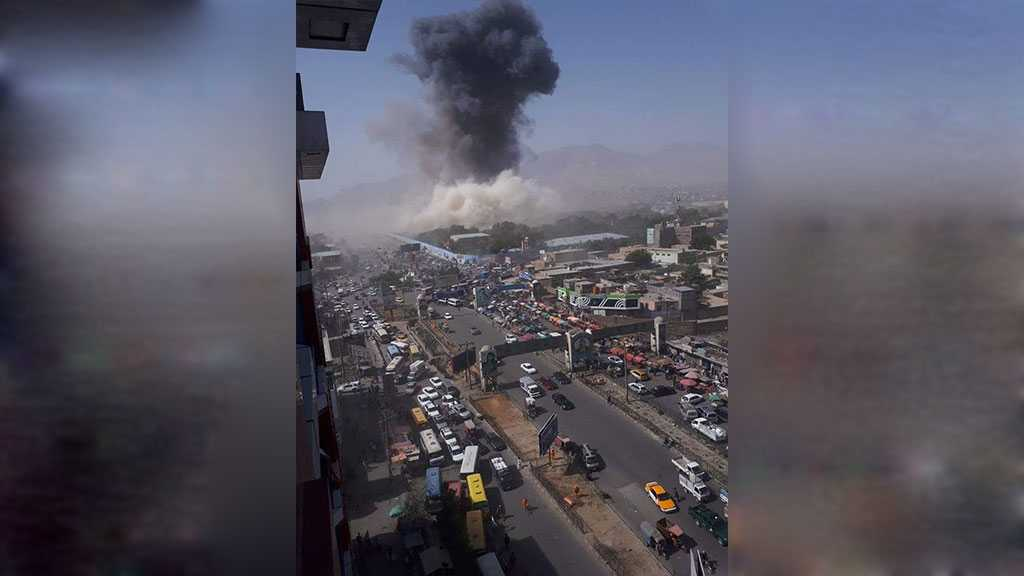 Afghanistan: Car Bomb Attack on Police in Kabul Wounds at Least 34