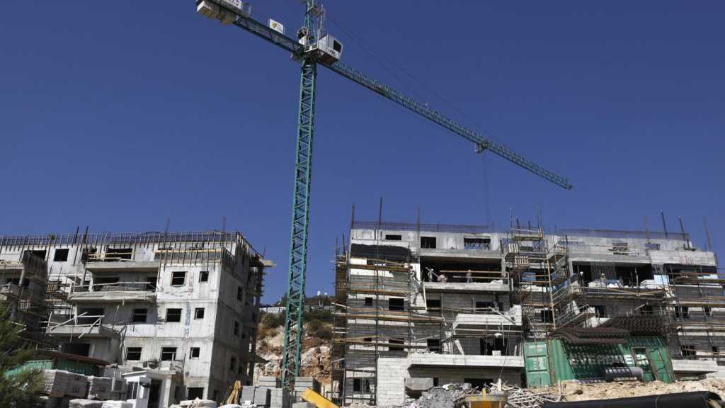 «Israel» Advanced Plans for 2,304 Settler Units