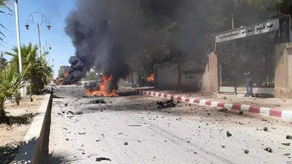 Children among Civilians Martyred in a Car Bomb Explosion in Syria's Hasaka Countryside