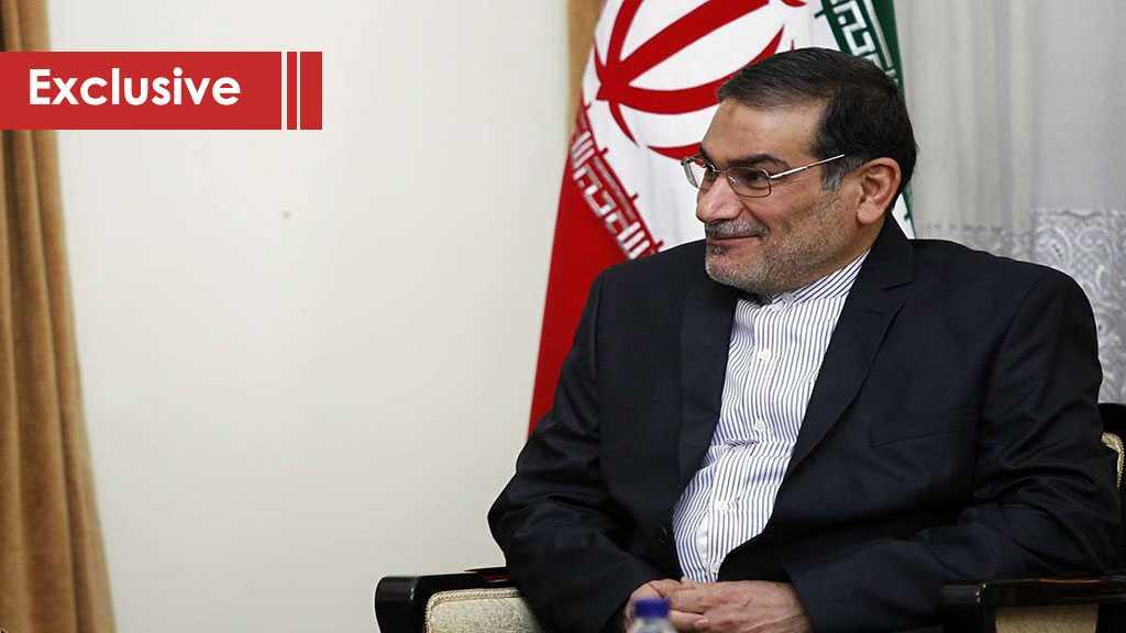 Shamkhani Congratulates Sayyed Nasrallah via Al-Ahed: The Resistance Men Will Soon Pray In Al-Quds
