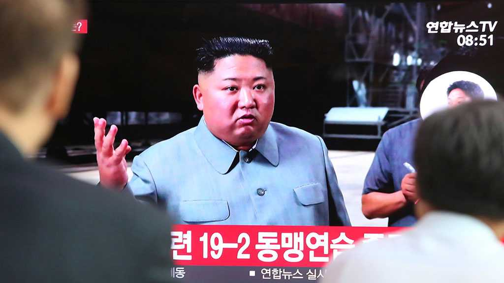 Kim's Solemn Warning: Two 'Unidentified Projectiles' into Sea of Japan