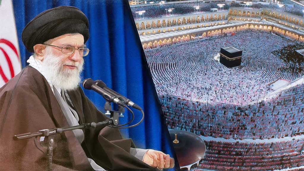 Hajj Is a Great Opportunity to Combat the Deal of the Century: Imam Khamenei