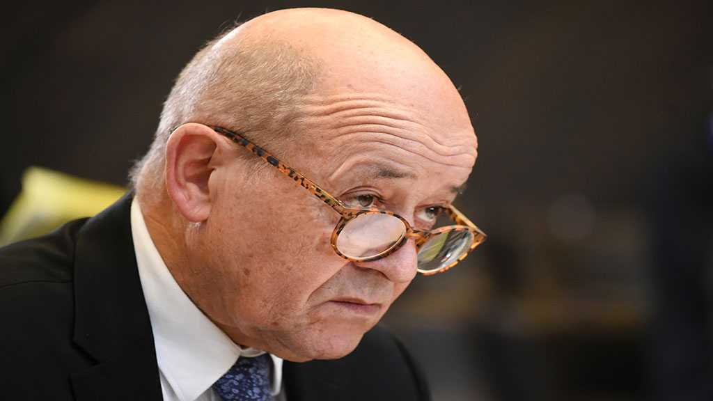 France Needs 'No Permission' For Dialogue with Iran - Le Drian