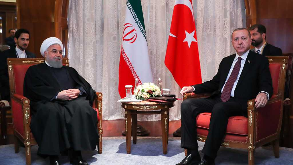 Turkey, Iran Ready for Closer Ties in All Areas
