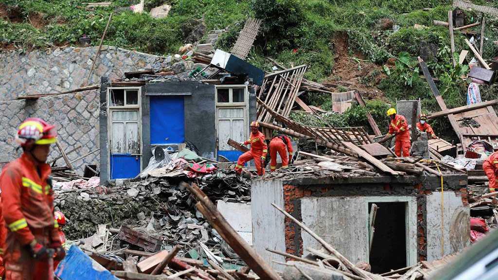 China Floods: Death Toll Rises to 44 As Typhoon Lekima Wreaks Havoc in East