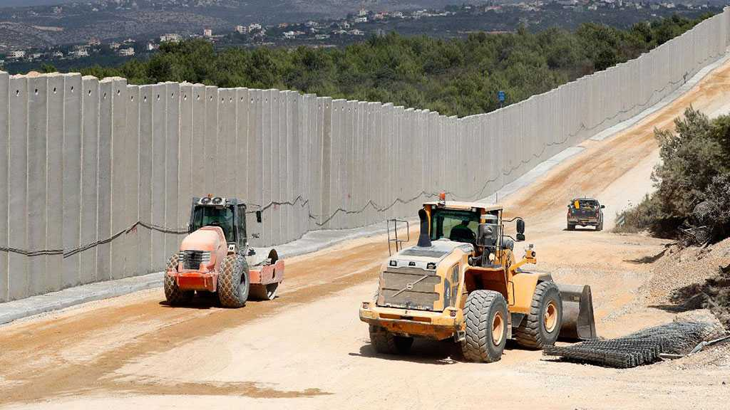 «Israel» to Build Additional Wall with Gaza to Prevent Infiltrations