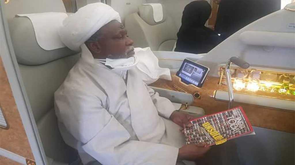 Sheikh Zakzaky Back to Nigeria