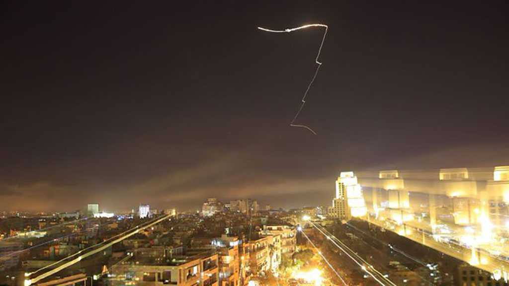 Syrian Air Defense Intercepts Missile Coming from Northern Lebanon