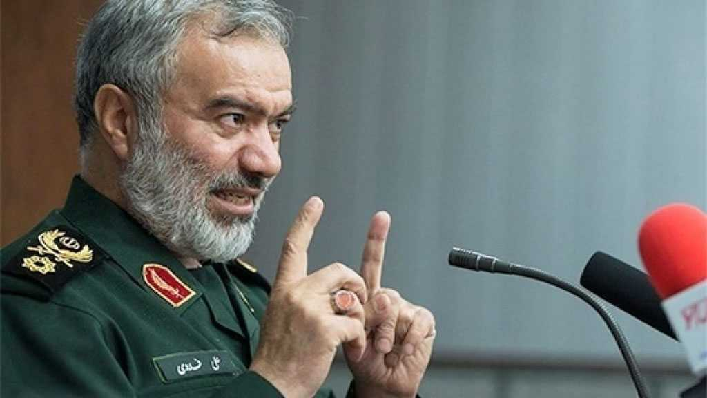 IRGC Second-in-command Warns: Don't Even Think of Attacking Iran