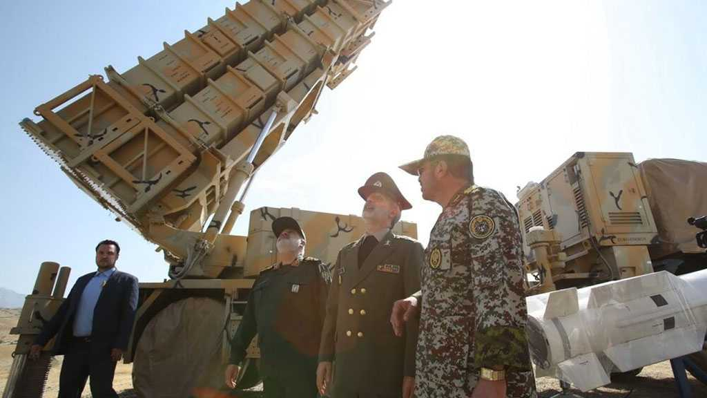 Homegrown S-300 Air Defense Ready to Join Iranian Armed Forces