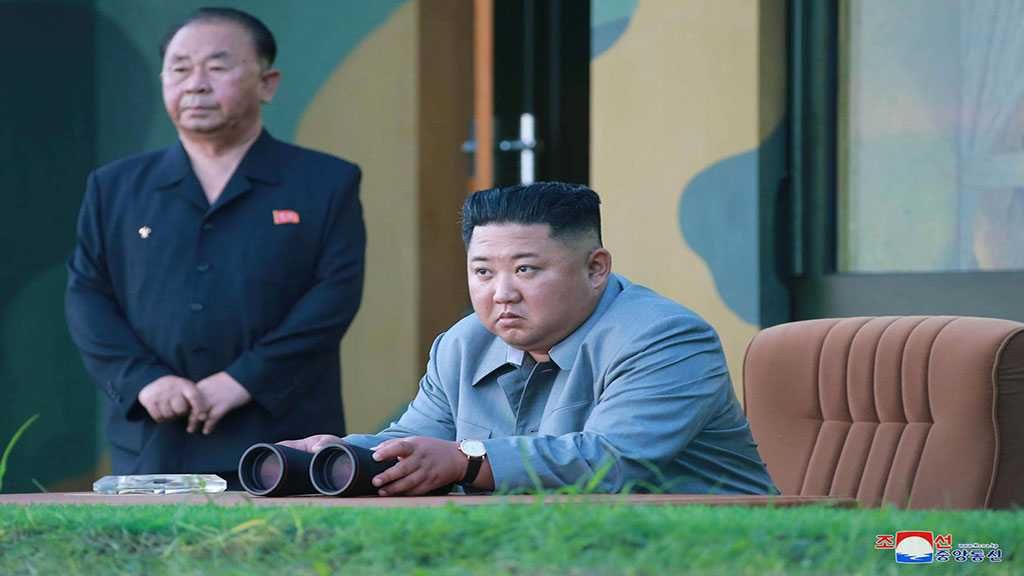 North Korea's Kim Oversaw The Test-firing of New Weapon Again