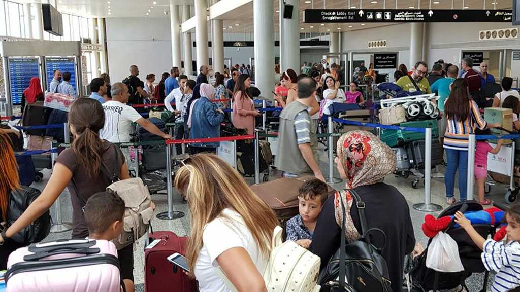 Beirut Airport Departures Hit All-Time High