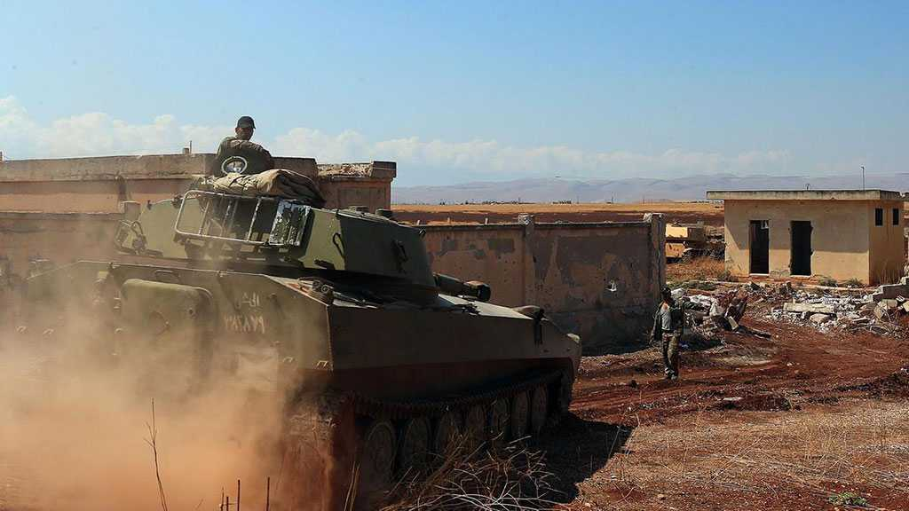 Syria: Army Enters Khan Shaykhun, Terrorists Out