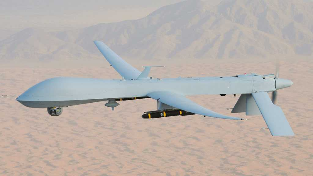 Yemeni Air Defense Forces Shoot US-built Saudi-led MQ-9 Reaper in Dhamar