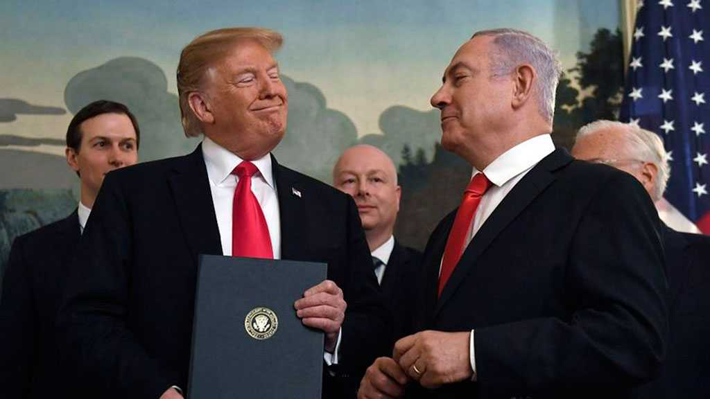 Bibi Willing to Go Head-to-Head With Trump Over 'Deal of the Century'